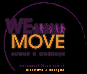 LOGO WE MOVE
